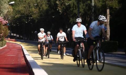 ΠροαCτιακός Για Όλους: Η δράση για τη μετάδοση του «μικρόβιου» της ποδηλασίας