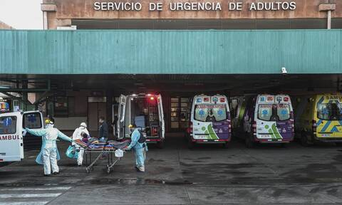 Κορονοϊός: Παρατάθηκε για 3 μήνες η «κατάσταση καταστροφής» στη Χιλή