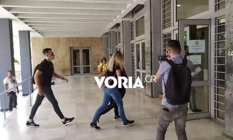 Θεσσαλονίκη: Στον εισαγγελέα σύζυγος και κόρη για τη δολοφονία του 49χρονου