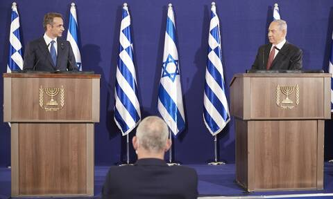 Mitsotakis-Netanyahu: Prosperity and stability in the wider Eastern Mediterranean region