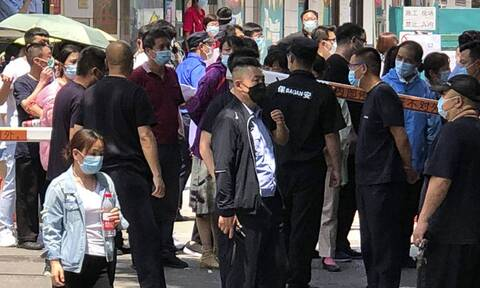 Κορονοϊός: Συναγερμός στο Πεκίνο μετά την αύξηση των κρουσμάτων