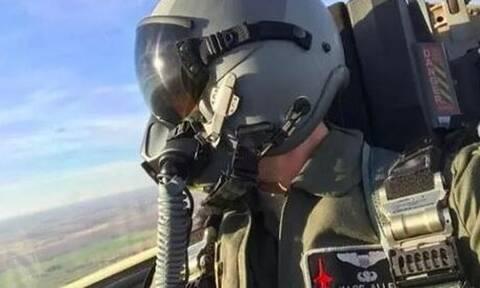 Τραγωδία! Αυτός είναι ο νεκρός πιλότος του αμερικανικού F-15 που συνετρίβη
