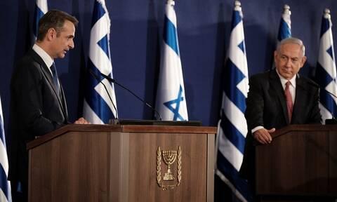 Ισραήλ προς Τουρκία: Στηρίζουμε πλήρως την Ελλάδα για υφαλοκρηπίδα και ΑΟΖ