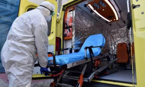 Κορονοϊός: Στους 186 οι θάνατοι στην Ελλάδα - Νεκρή μία ηλικιωμένη