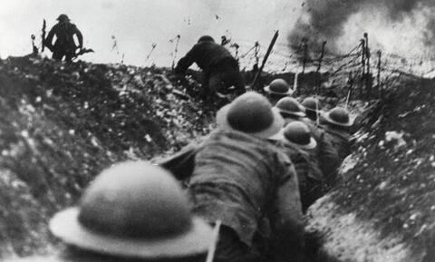 Σαν σήμερα το 1917 η Ελλάδα εισέρχεται επισήμως στον Α' Παγκόσμιο Πόλεμο