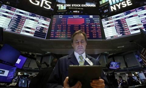 Ισχυρή άνοδος στη Wall Street - Κέρδη για το πετρέλαιο