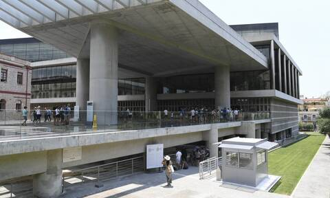 Το Μουσείο Ακρόπολης κλείνει τα 11 χρόνια λειτουργίας του