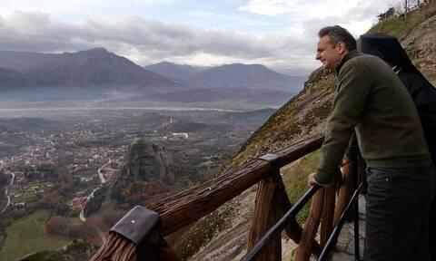 Ανασχηματισμός - Επιβεβαίωση Newsbomb.gr: Ο Μητσοτάκης, το βουνό και οι... διορθωτικές κινήσεις
