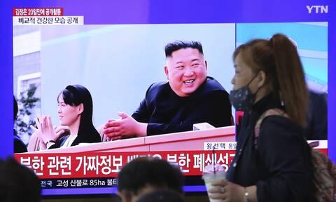 Η Βόρεια Κορέα αυξάνει την ένταση με τη Νότια Κορέα