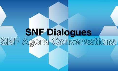 SNF Dialogues Webcast – Τεχνολογία και Δημοκρατία σε Αλληλεπίδραση: Προοπτικές και Όρια