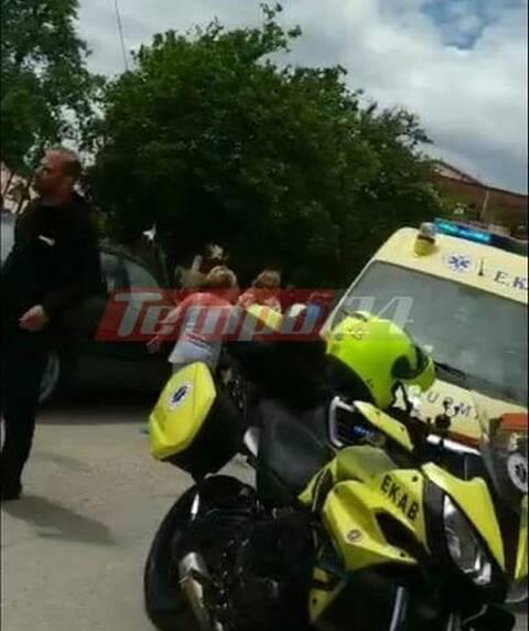 Σοκαριστικό ατύχημα στην Πάτρα: Κάγκελο καρφώθηκε στον λαιμό 12χρονου