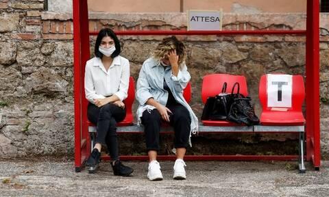 Κορονοϊός Ιταλία: Αύξηση των νέων κρουσμάτων - Πάνω από 34.000 οι θάνατοι