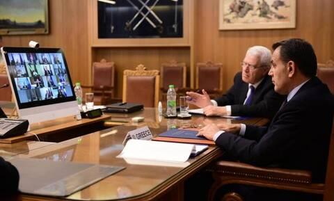 Παναγιωτόπουλος στο ΝΑΤΟ: Προβληματική η συμπεριφορά της Τουρκίας