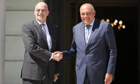 ΑΟΖ Ελλάδας – Αιγύπτου: Ήρθε η ώρα να μιλήσει η «Σφίγγα» - Στο Κάιρο ο Δένδιας