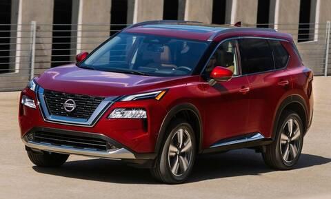 Νέο Nissan X-Trail: Tο ολοκαίνουργιο αμερικάνικο Rogue αποκαλύπτει τη νέα γενιά του