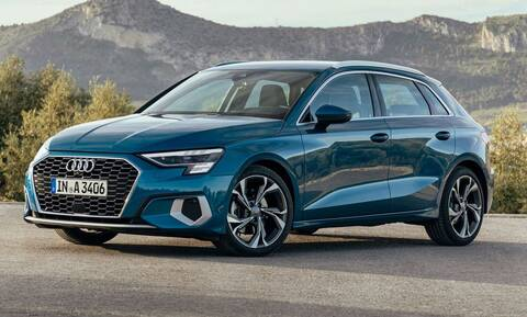 Ποια είναι η τιμή εκκίνησης του νέου Audi A3 Sportback;