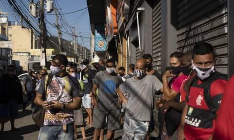Κορονοϊός - Βραζιλία: Θρήνος χωρίς τέλος - 1.269 νεκροί σε 24 ώρες