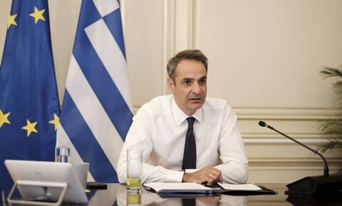 Το πρόγραμμα «Αντώνης Τρίτσης», ύψους 2,5 δισ. ευρώ παρουσιάζει ο Μητσοτάκης