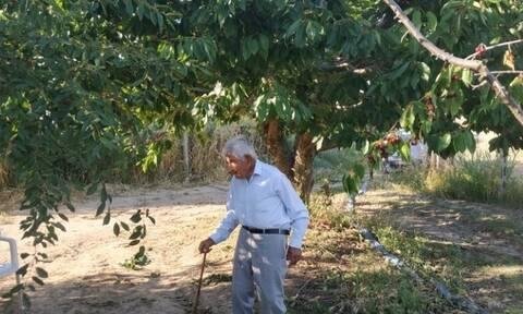 Θεσσαλονίκη: Αγρότης ετών... 88!
