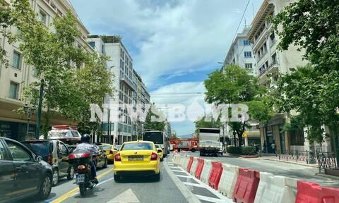 Κίνηση ΤΩΡΑ - Μεγάλος Περίπατος της Αθήνας: Ποιους δρόμους να αποφύγετε