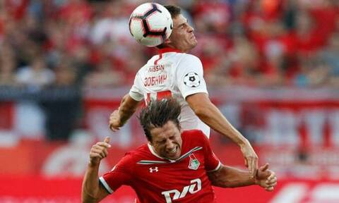 Κορονοϊός-Ρωσία: Σοκ, έξι ποδοσφαιριστές θετικοί στον Covid-19!