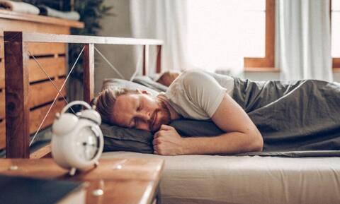 Έχεις πρόβλημα με τον ύπνο; Έτσι θα το λύσεις