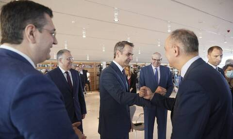 PM Mitsotakis: «AntonisTritsis» is a flagship project