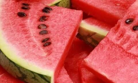 Ξέρετε πόσες θερμίδες έχει μία φέτα καρπούζι;