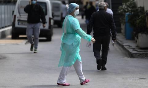 Κορονοϊός: Στους 189 οι θάνατοι στην Ελλάδα - Κατέληξε γυναίκα από τον Εχίνο