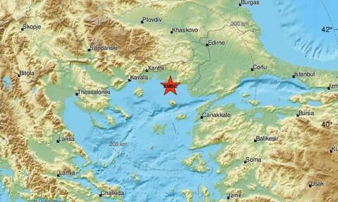 Σεισμός ΤΩΡΑ κοντά στην Αλεξανδρούπολη (pics)