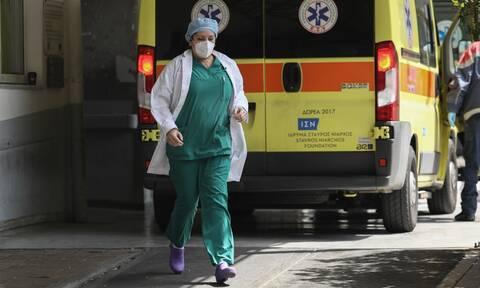 Κορονοϊός: Στους 189 οι θάνατοι στην Ελλάδα - 10 νέα κρούσματα