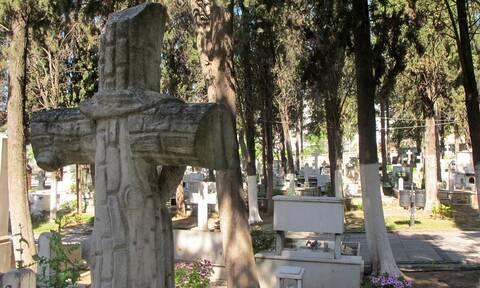 Λαμία: Κακός χαμός σε νεκροταφείο - Πιάστηκαν στα χέρια