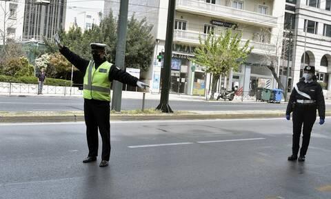 Κυκλοφοριακές ρυθμίσεις στο κέντρο της Αθήνας - Ποιους δρόμους να αποφύγετε