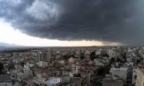 Καιρός: Έρχεται νέο κύμα βροχών και καταιγίδων - Πού θα φτάσει ο υδράργυρος