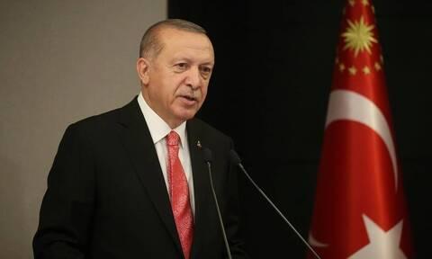 Παραδοχή Ερντογάν: Η Τουρκία έμεινε πίσω στη μάχη ενάντια στον κορονοϊό