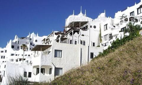 Τρομερό: Δες πόσα χρόνια χρειάστηκαν για να χτιστεί αυτό το ξενοδοχείο!
