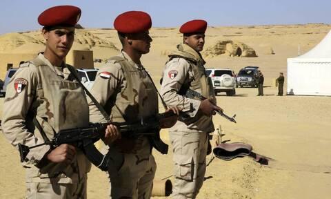Αίγυπτος: Ο Αλ-Σίσι διέταξε τον στρατό να είναι σε ετοιμότητα για τη Λιβύη