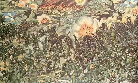 Σαν σήμερα οι Έλληνες συντρίβουν τους Βούλγαρους στη μάχη Κιλκίς - Λαχανά