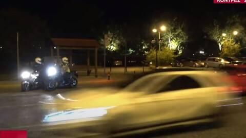 Κόντρες στην παραλιακή: Δείτε βίντεο καταδίωξης από αστυνομικούς