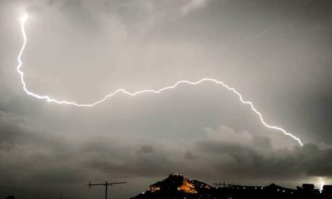 Overcast with rain forecast for Sunday (21/06/2020)