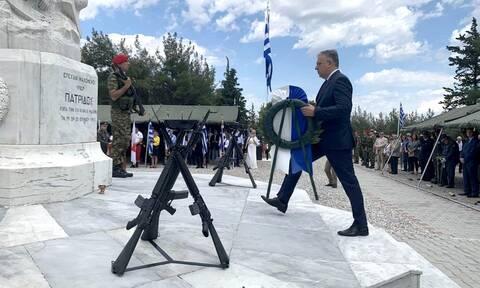 Θεοδωρικάκος: Εμπιστευόμαστε την ισχύ και την αξιοπιστία των Ενόπλων Δυνάμεων