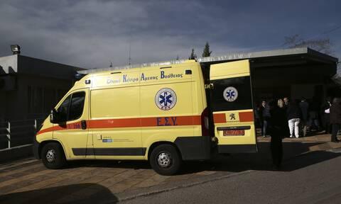 Σοκ στη Λάρισα: Αυτοκίνητο παρέσυρε 6χρονο παιδί