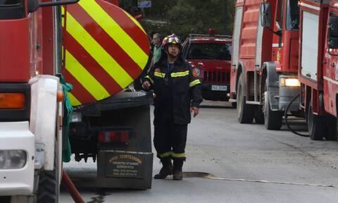 Τραγωδία στις Σέρρες: Νεκρή ηλικιωμένη από αναθυμιάσεις μετά από πυρκαγιά