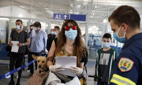 Κορονοϊός: Και πάλι εισαγόμενα τα περισσότερα κρούσματα - Από πού προέρχονται