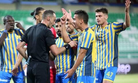 Ξάνθη-Παναιτωλικός 1-1: Την «καταδίκασε» ο Μπαΐροβιτς στο τέλος