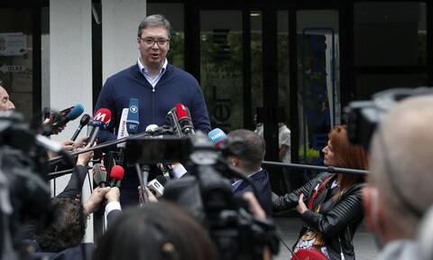 Σερβία εκλογές: Σε θρίαμβο οδεύει το κόμμα του Αλεξάνταρ Βούτσιτς