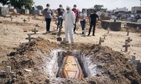 Κορονοϊός στη Βραζιλία: Ξεπέρασαν τους 50.000 οι νεκροί από COVID-19