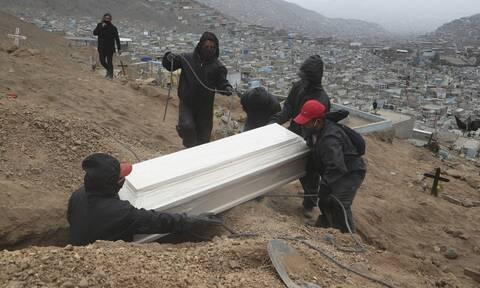 Κορονοϊός στο Περού: 184 νέοι θάνατοι σε 24 ώρες - Πάνω από 8.000 οι νεκροί