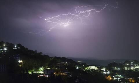 Έκτακτο δελτίο ΕΜΥ: Δευτέρα με καταιγίδες και χαλαζοπτώσεις  - Προσοχή τις επόμενες ώρες