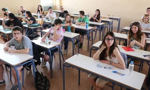 Πανελλήνιες 2020: Σε Φυσική και Λατινικά εξετάζονται σήμερα οι υποψήφιοι των ΓΕΛ